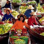 Damnoen Saduak floating market102